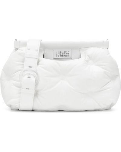 Кожаная сумка на плечо среднего размера Maison Margiela