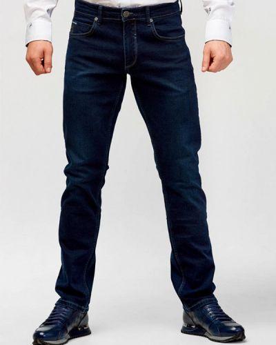 Прямые джинсы немецкие синий Campione