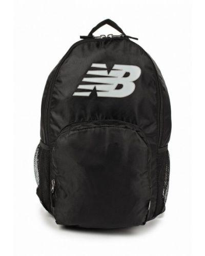 Черный рюкзак New Balance