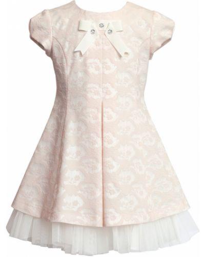 Платье хлопковое расклешенное Sly