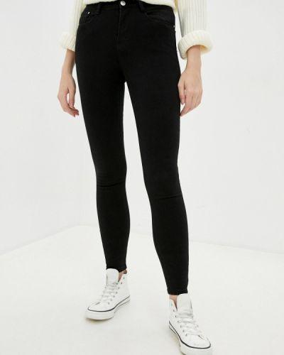 Черные джинсы-скинни узкого кроя Brave Soul