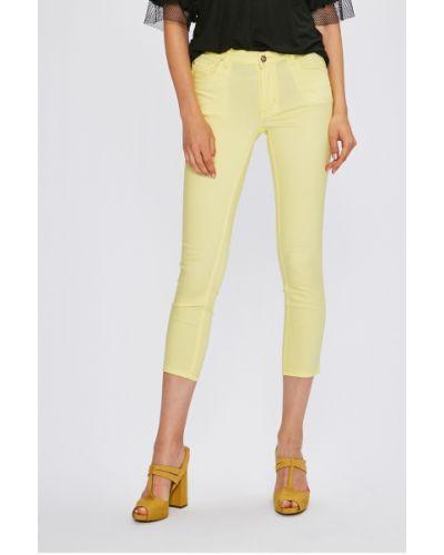 Желтые джинсы-скинни Silvian Heach