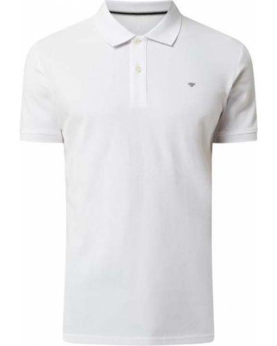 Biała t-shirt bawełniana Tom Tailor