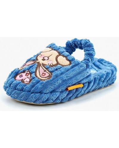 Тапочки голубой Dream Feet