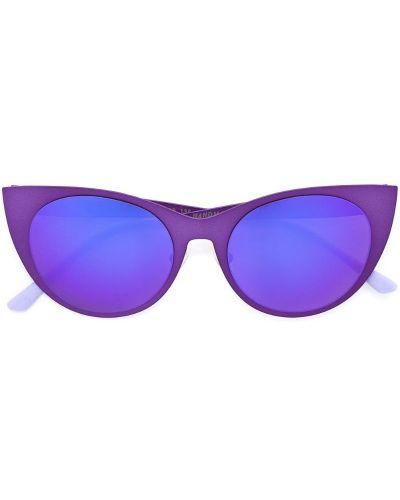 Очки хаки фиолетовый Kyme Junior