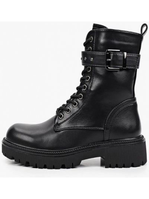 Черные демисезонные ботинки La Bottine Souriante