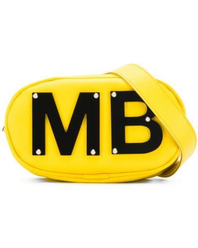 Желтая сумка Marco Bologna Kids