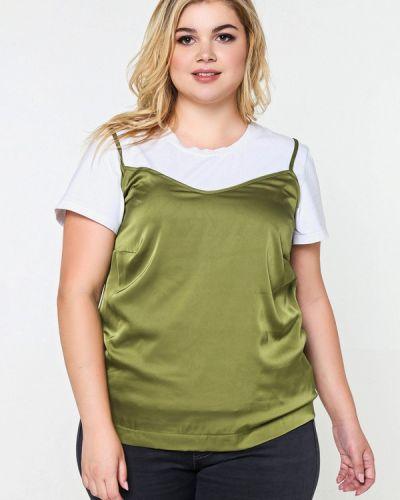 Топ - зеленый Matilda