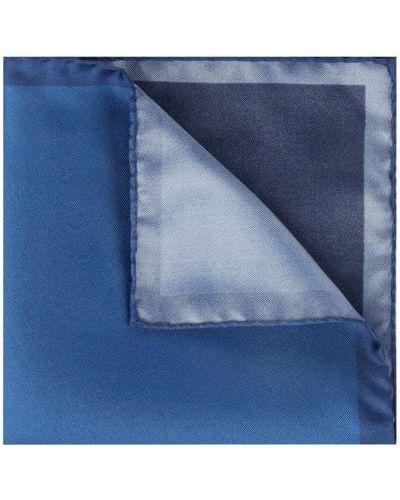 Niebieska poszetka Verugia