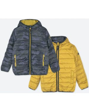 Куртка стеганая теплая Coccodrillo