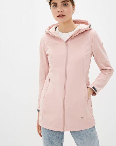Розовая куртка High Experience