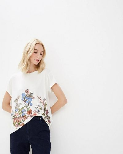 Белая футболка 2019 Blugirl Folies