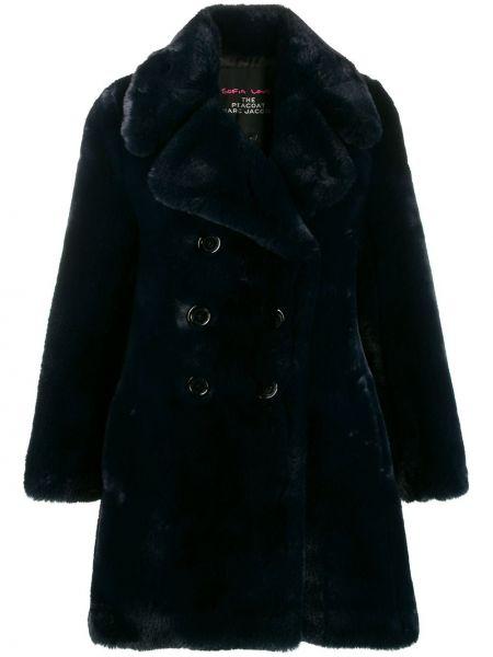 Длинное пальто Marc Jacobs