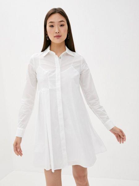 Платье платье-рубашка весеннее Blugirl Folies