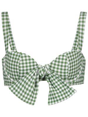 Zielony top vintage Alexandra Miro