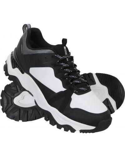 Sneakersy - czarne Mountain Warehouse