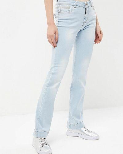 Расклешенные джинсы широкие Phard
