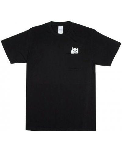 Czarna t-shirt Ripndip