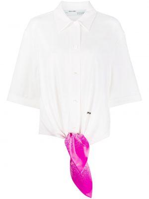Klasyczna biała koszula - biała Off-white