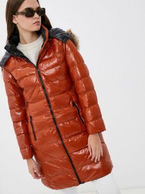 Утепленная куртка - коричневая Macleria