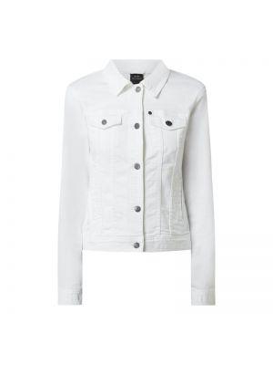 Bawełna bawełna kurtka jeansowa z kołnierzem Armani Exchange