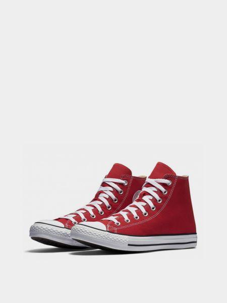 Кеды - красные Converse
