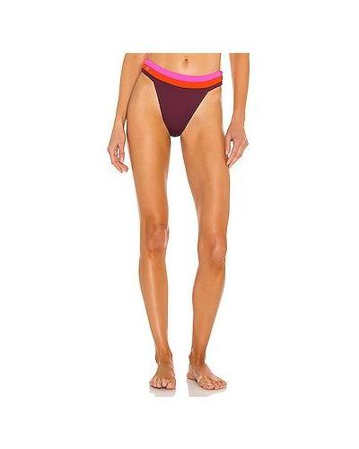 Фиолетовые бикини винтажные двусторонние Maaji