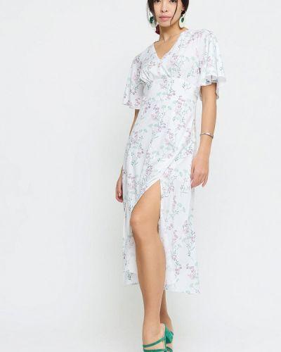 Прямое платье - белое Cardo