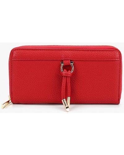 Красный кошелек Zarina