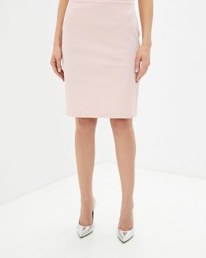 Розовое платье Taifun