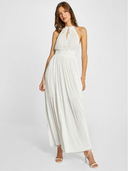 Biała sukienka wieczorowa Morgan