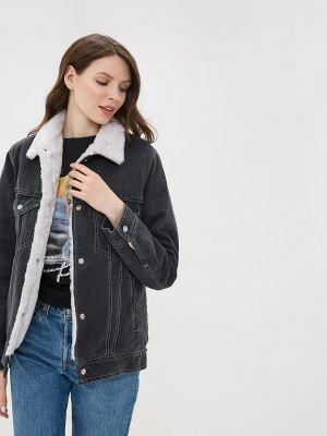 Джинсовая куртка - серая Dasti