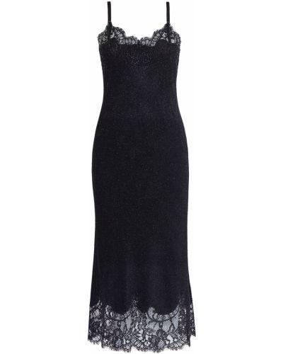 Вечернее платье платье-комбинация на бретелях Ermanno Scervino