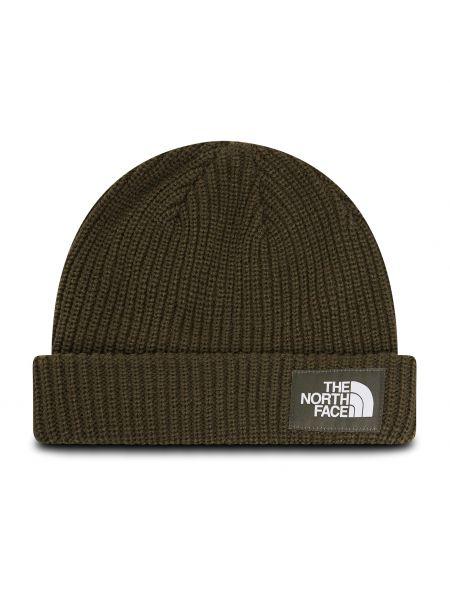 Czapka beanie - zielona The North Face