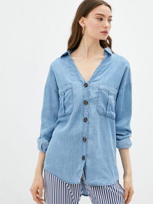 Джинсовая рубашка Code
