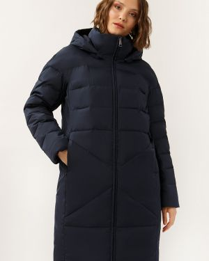 Пальто пальто синее Finn Flare