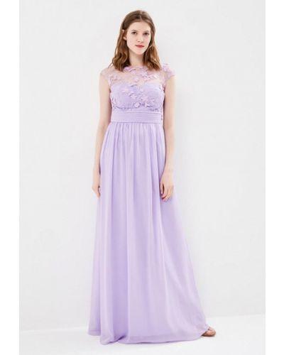 Фиолетовое платье Goddiva