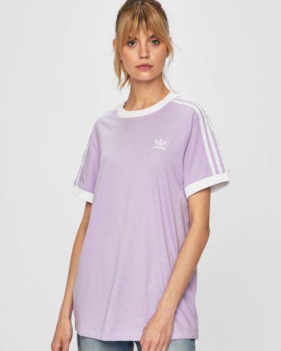Футболка фиолетовый Adidas Originals