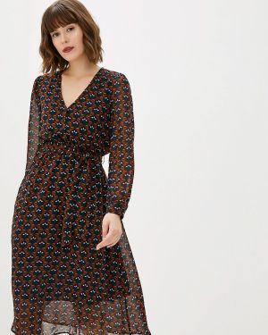Платье осеннее прямое Art Love