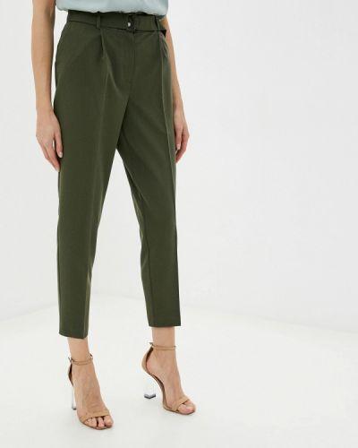 Повседневные зеленые брюки Rivadu