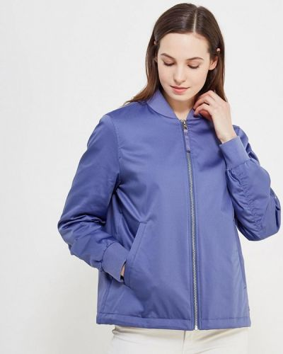Синяя утепленная куртка Marc O`polo