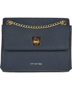 Синяя сумка Cromia