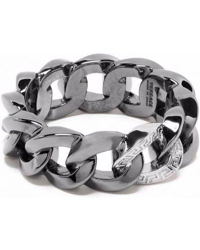 Кольцо металлическое Versace