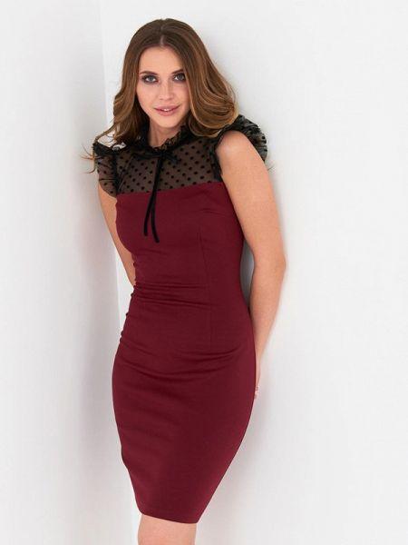 Красное платье Donatello Viorano