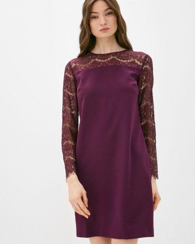 Красное вечернее платье Vittoria Vicci