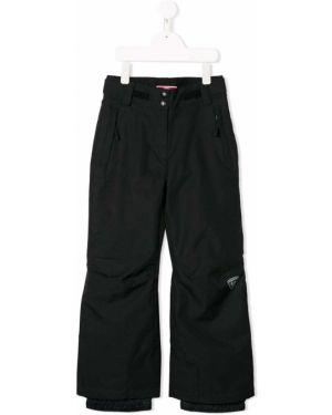 Черные брюки Rossignol Kids