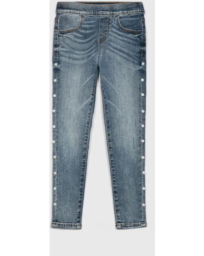 Джинсы с подкладкой на резинке Guess Jeans