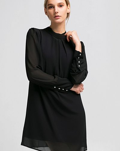 Черное платье весеннее Grass