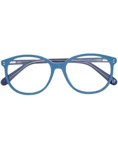 Очки синий с логотипом Stella Mccartney Kids