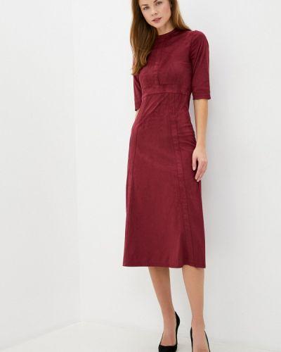 Платье - красное Toryz